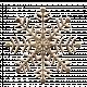 Sweater Weather- Wood Snowflake 01