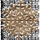 Sweater Weather- Wood Snowflake 03
