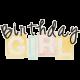 Birthday Wishes - Birthday Girl Word Art