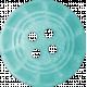 Button Mix Set 01- Blue Button # 10- Striated