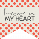 Furry Friends- Kitty- Furever My Heart Tag