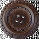 Button Mix Set # 04- Dark Brown Button 01
