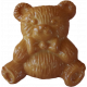 Button Mix Set # 04- Button 02- Brown Bear