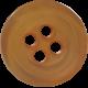 Button Mix Set #04- Tan Button # 04- 4 holes