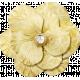 Shine- Big Gold Flower