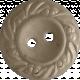 Shine- Brown Button