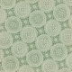 Jane- Vintage Green Doilies Paper