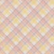 Jane- Pink & Yellow Crisscross Paper