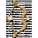 Corky Bits- Bow and Arrow