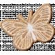 Corky Bits- Butterfly 01