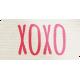 Shine-Word Art- XOXO