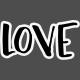 Pocket Basics 2 Pocket Title- Layered Template- Love