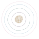 The Good Life: August Elements- Stitch Circle