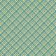 Bright Days- Blue Plaid Paper
