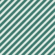 Bright Days- Teal Stripes Paper