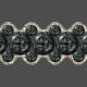 Black Pearl Affair Ribbon 3-strand Narrow 1(1)