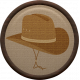 Cowboy Flair- Hat