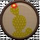 Cowboy Flair- cactus