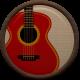 Cowboy Flair- Guitar