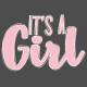 Noah's Ark- It's a Girl title