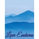 Love Endures Journaling Filler Card 3x4