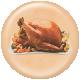 Roast Turkey GThanks Flair