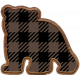 Bear Cub2 NorthC-B Buffalo Plaid