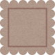 For the love of chocolate_Label brown 3x3