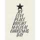 Christmas Day- JC Words White 3x4