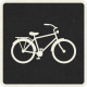 Picnic Day_Pictogram Chip_Black_Bicycle