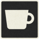 Picnic Day_Pictogram Chip_Black_Cup