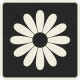 Picnic Day_Pictogram Chip_Black_Flower