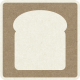 Picnic Day_Pictogram Chip_Brown_Sandwich