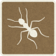 Picnic Day_Pictogram Chip_Brown Dark_Ant