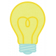 Dream Big-Sticker-Light Bulb