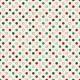 Winter Wonderland Christmas- Paper Dots Glitter