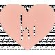 Love At First Sight- Vellum Heart Hi