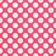 Love At First Sight- Pink Dots Paper