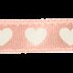 Love At First Sight- Heart Ribbon