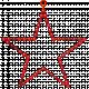 Star – Christmas pearls (1/9)