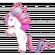 Unicorn standing up 4