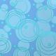 Paper - Glittering blue circles