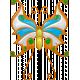 Glass Butterfly