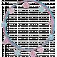 Glitter Charm Circle Frame