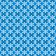 Elfie Xmas- Snow: Patterned Paper, Snowflakes 09