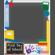 BYB 2016: School - First Day Frame 01