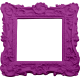 BYB 2016: Bright-ish Frame, Purple