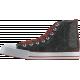 October 2020 Blog Train: Stonewashed Denim, Shoe, Hitop 02, Spider Web