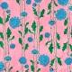 March 2021 Blog Train: Paper, Floral 04