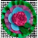 March 2021 Blog Train: Accordion Flower 01